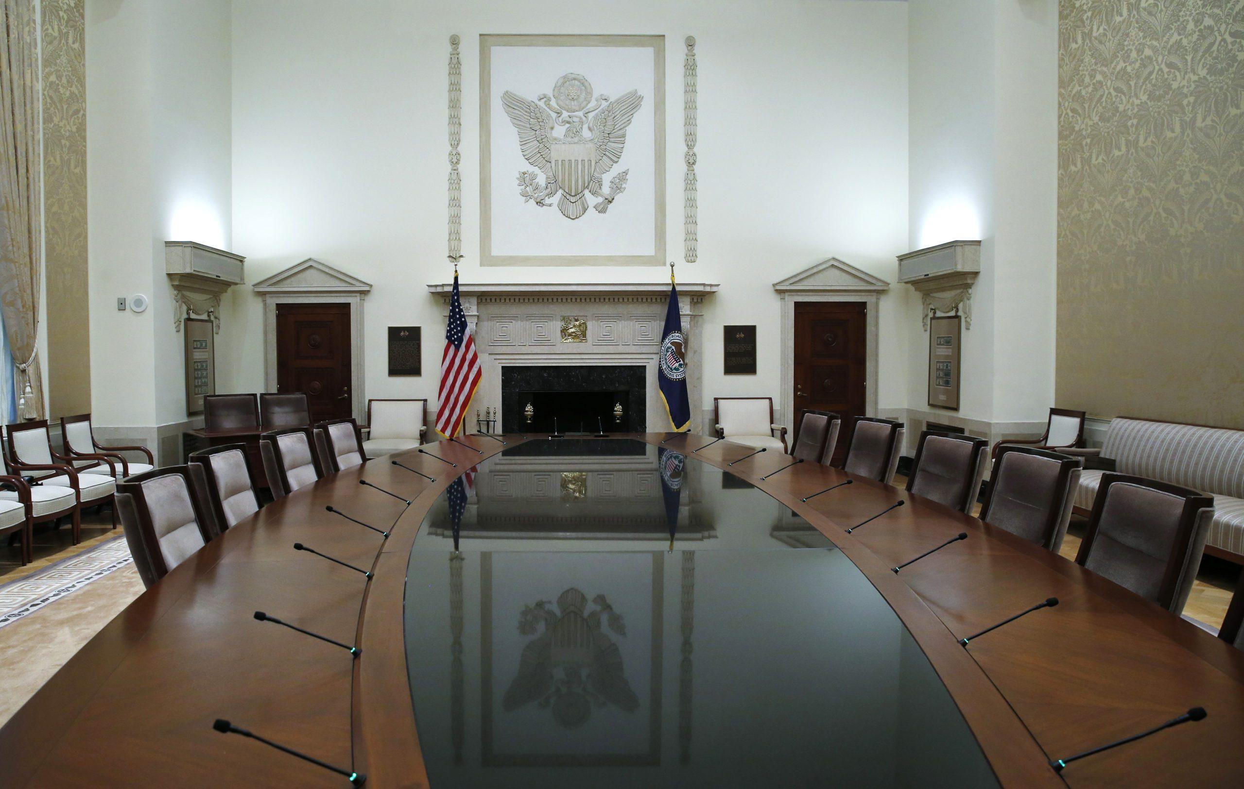 Where are the Biden financial regulators? 1